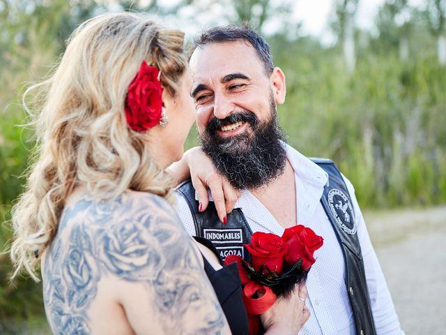 La boda de Oscar y Raquel en Zaragoza, Zaragoza 17