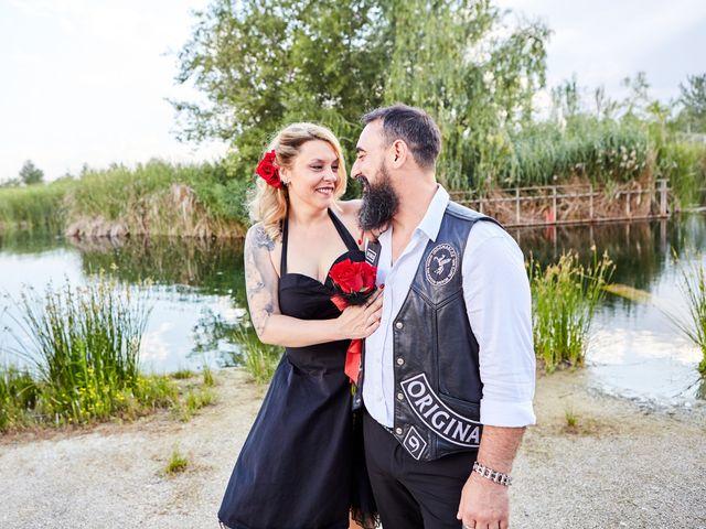 La boda de Oscar y Raquel en Zaragoza, Zaragoza 18