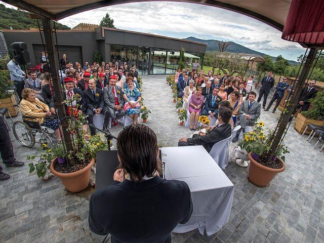 La boda de Lluis y Alba en Fares, Girona 6