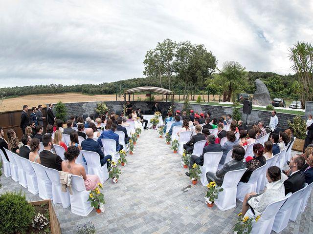 La boda de Lluis y Alba en Fares, Girona 7