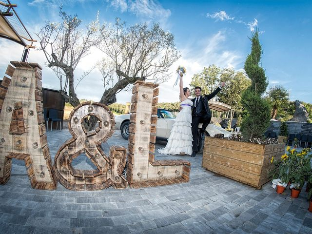 La boda de Lluis y Alba en Fares, Girona 10