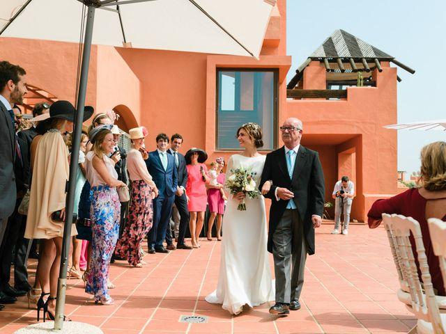 La boda de Felipe y Marta en Chiclana De La Frontera, Cádiz 40