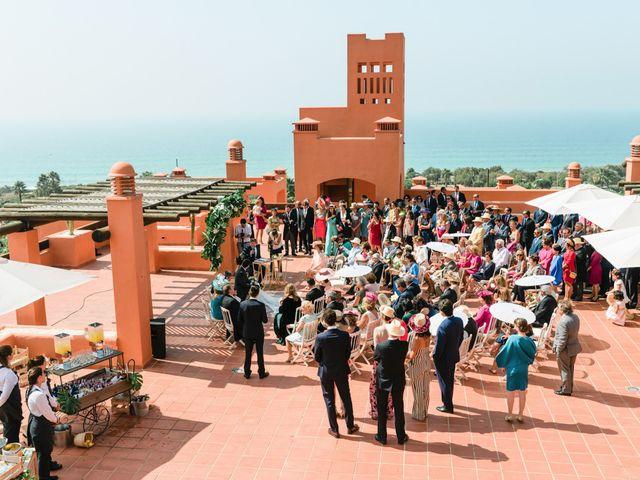 La boda de Felipe y Marta en Chiclana De La Frontera, Cádiz 45