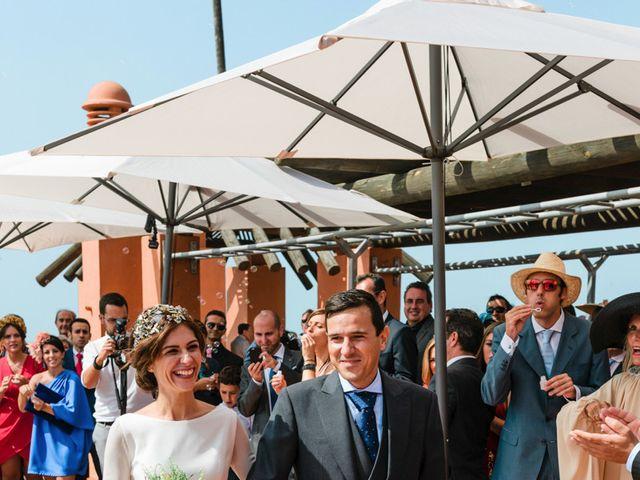 La boda de Felipe y Marta en Chiclana De La Frontera, Cádiz 49