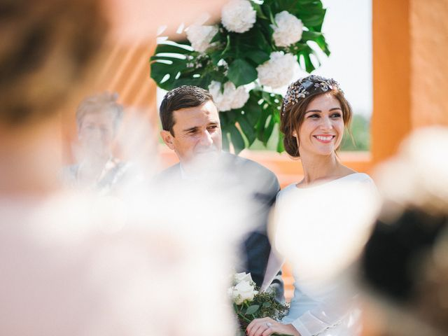La boda de Marta y Felipe