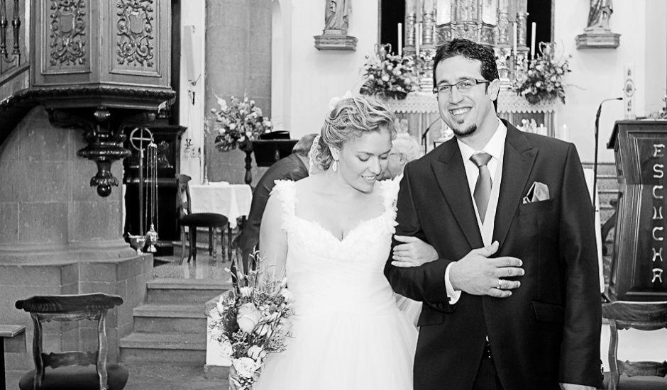 La boda de Lourdes y Andrés en Las Palmas De Gran Canaria, Las Palmas