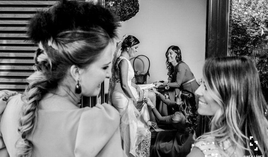 La boda de Oscar y Marian en Totana, Murcia