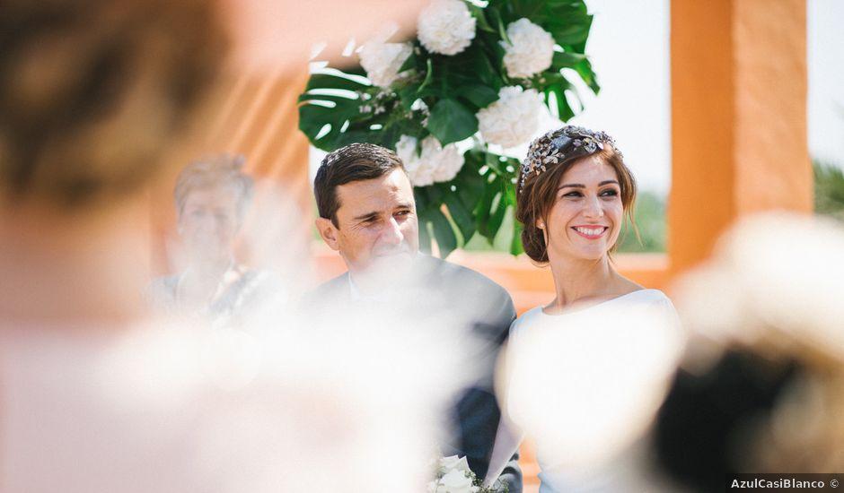 La boda de Felipe y Marta en Chiclana De La Frontera, Cádiz
