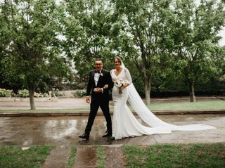 La boda de Jennifer  y Eugenio 2