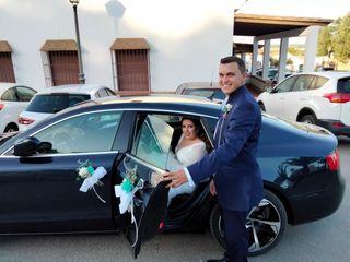 La boda de Desiree y Jose Manuel