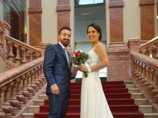 La boda de Pilar y José
