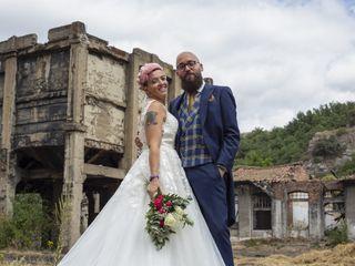 La boda de Jordán y Paula