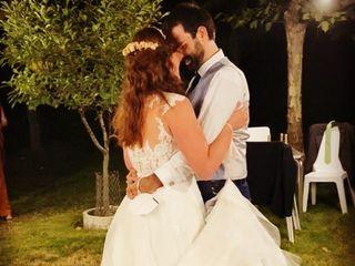 La boda de Irene  y Dámaso