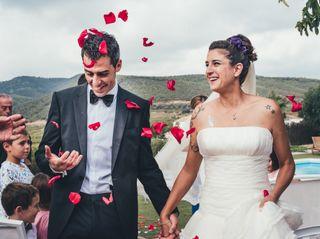 La boda de Olimpia y Sergi