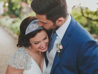 La boda de Patri y Chema