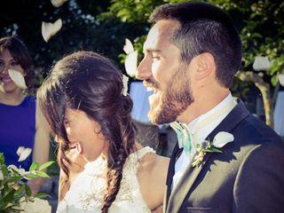La boda de Rocio y Biel