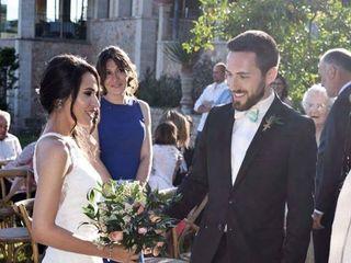 La boda de Rocio y Biel  2