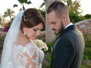 La boda de Mari Paz y Juan