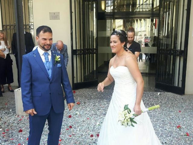 La boda de Helena y Xavi