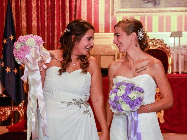 La boda de Jeny y Vero en Sevilla, Sevilla 10