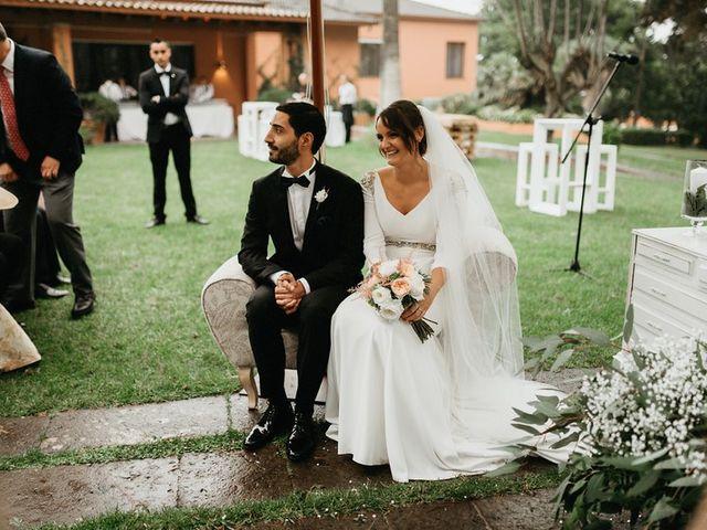 La boda de Eugenio y Jennifer  en Las Palmas De Gran Canaria, Las Palmas 33