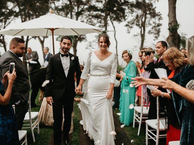 La boda de Eugenio y Jennifer  en Las Palmas De Gran Canaria, Las Palmas 42