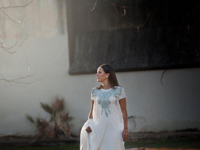 La boda de Joaquín y Estefanía en Lebrija, Sevilla 3