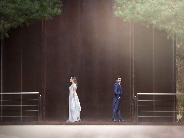 La boda de Estefanía y Joaquín