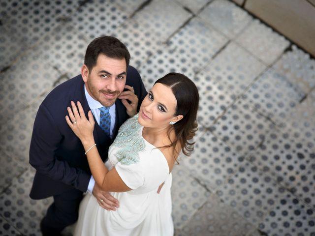 La boda de Joaquín y Estefanía en Lebrija, Sevilla 11