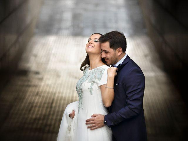 La boda de Joaquín y Estefanía en Lebrija, Sevilla 14