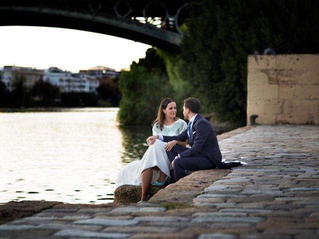 La boda de Joaquín y Estefanía en Lebrija, Sevilla 21