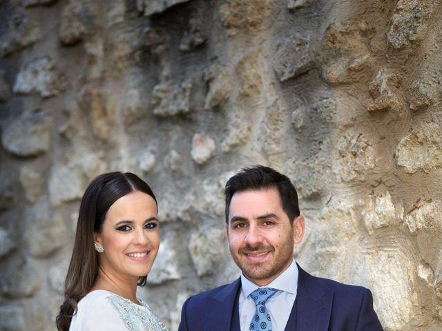 La boda de Joaquín y Estefanía en Lebrija, Sevilla 31