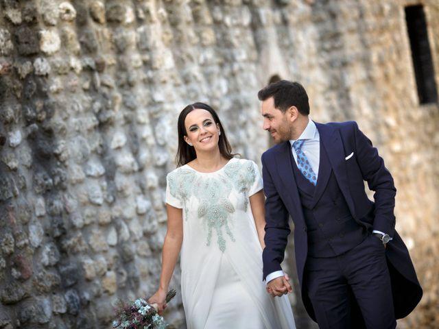 La boda de Joaquín y Estefanía en Lebrija, Sevilla 34