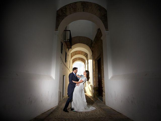 La boda de Joaquín y Estefanía en Lebrija, Sevilla 36