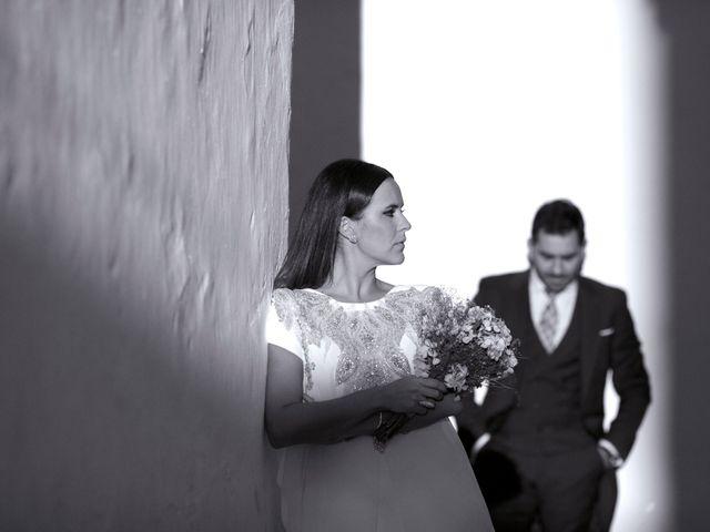 La boda de Joaquín y Estefanía en Lebrija, Sevilla 38