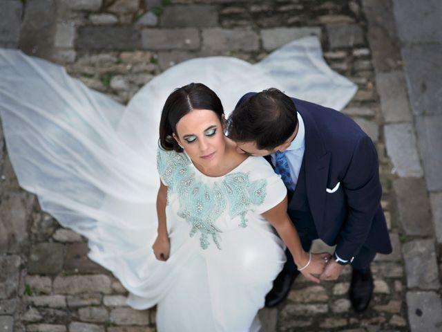 La boda de Joaquín y Estefanía en Lebrija, Sevilla 41