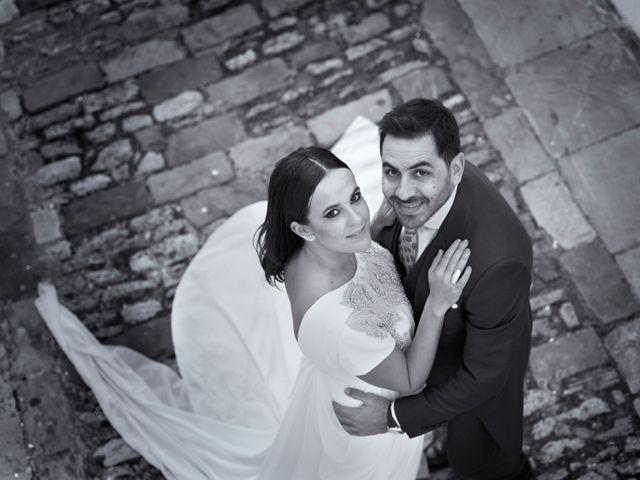 La boda de Joaquín y Estefanía en Lebrija, Sevilla 42