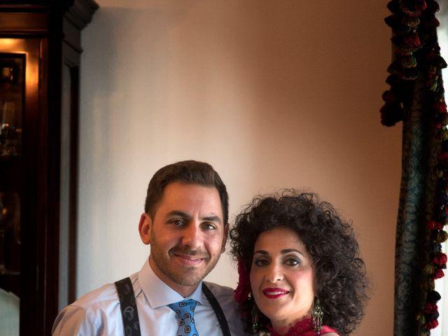 La boda de Joaquín y Estefanía en Lebrija, Sevilla 67