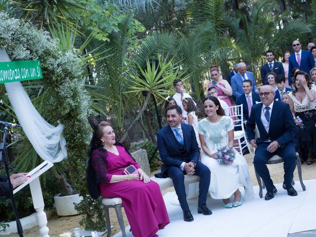 La boda de Joaquín y Estefanía en Lebrija, Sevilla 120