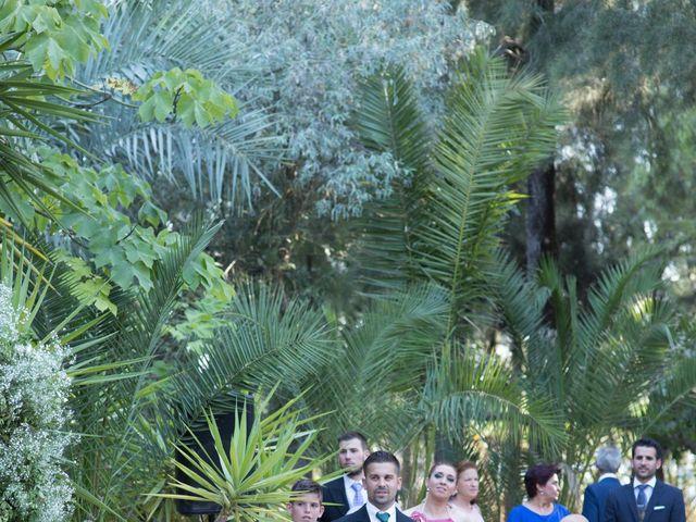 La boda de Joaquín y Estefanía en Lebrija, Sevilla 121