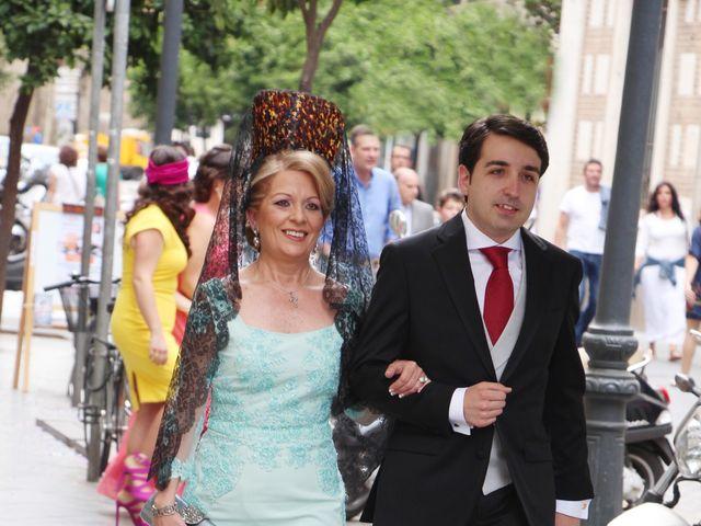 La boda de Manuel y María Jesús en Sevilla, Sevilla 7