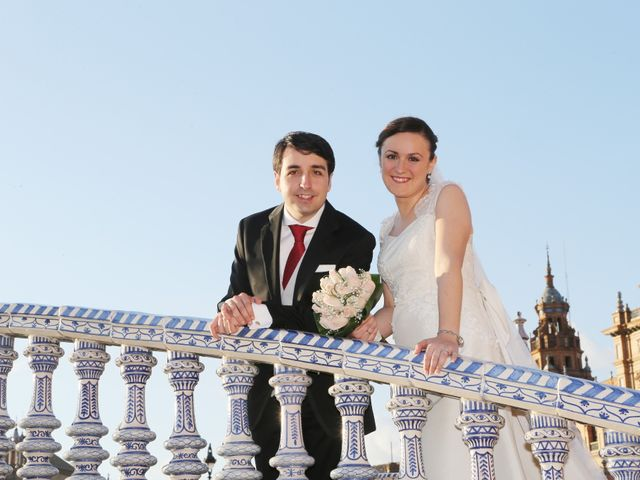 La boda de Manuel y María Jesús en Sevilla, Sevilla 18