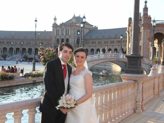 La boda de Manuel y María Jesús en Sevilla, Sevilla 19