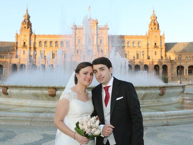 La boda de Manuel y María Jesús en Sevilla, Sevilla 23