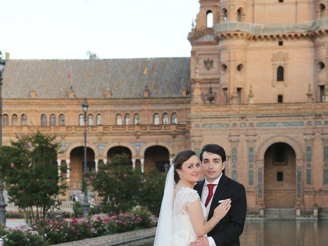 La boda de Manuel y María Jesús en Sevilla, Sevilla 24