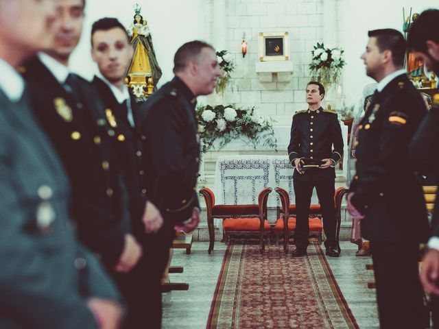 La boda de Fede y Alba en Iniesta, Cuenca 12