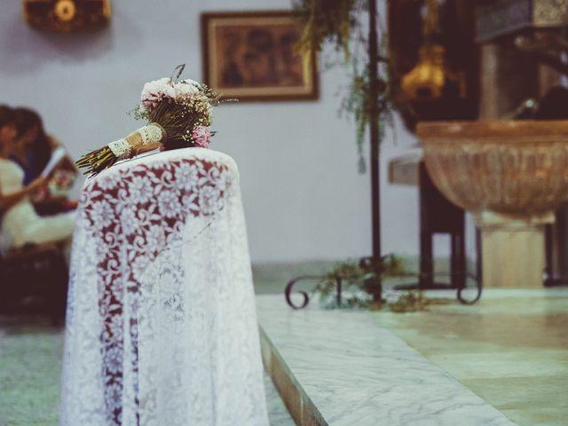 La boda de Fede y Alba en Iniesta, Cuenca 13