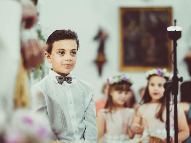 La boda de Fede y Alba en Iniesta, Cuenca 14