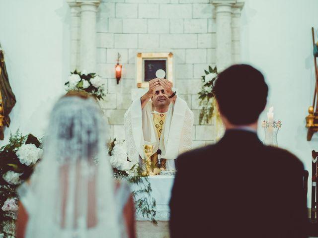 La boda de Fede y Alba en Iniesta, Cuenca 16