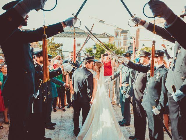 La boda de Fede y Alba en Iniesta, Cuenca 19